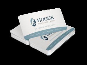 hogue business cards