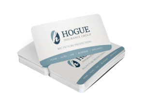 hogue business cards