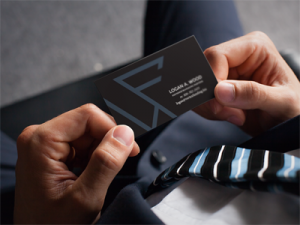 vertex business card