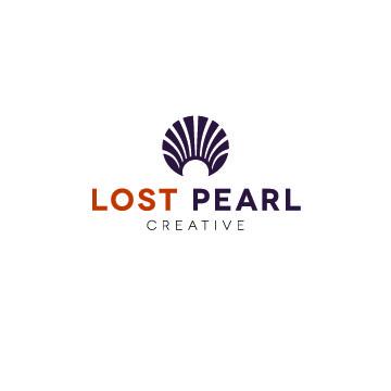 Lost Pearl Creative Logo